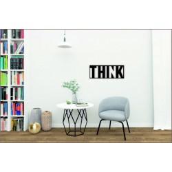 """Арт 1106, Декор на стену """"THINK"""""""