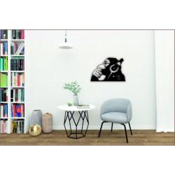 "Арт 1099, Декор на стену ""Gorilas"""