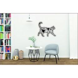 """Арт 1100, Декор на стену """"Кот """""""