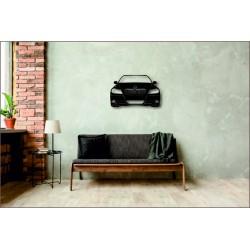 """Арт 1103, Декор на стену """"Авто BMW"""""""