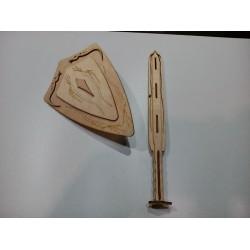 Арт 1006, Щит и меч Викингов