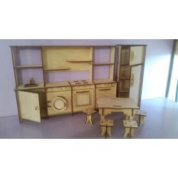 Арт 551, Детская кухня