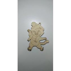 Арт 1130, Фигурка Тигр