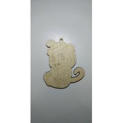 Арт 1134, Фигурка Тигр