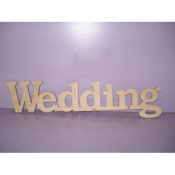 Арт 421, Слово Wedding